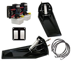"28"" High Performance Model MH380S After-Plane Trim Tab Kit"