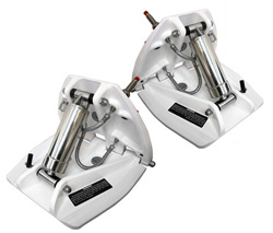 "12"" High Performance Model MH120S Trim Tabs"