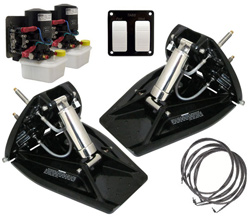 "15.5"" High Performance Model MH150S Trim Tab Kit"