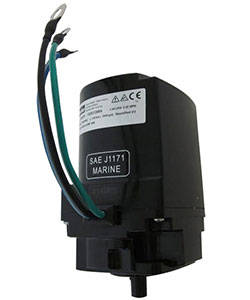 12Volt 3-Wire Trim Pump Motor