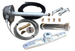 Calgo Steering Kit for Berkeley Jet Pumps with Factory Nozzle