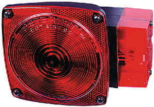 "Anderson Over 80"" Submersible Combo Rear Light"""