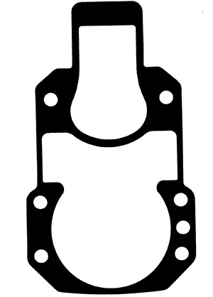 Outdrive Mounting Gasket