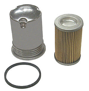 Fuel Filter Canister Kit