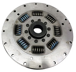 High Performance Damper Plate