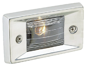 Attwood Flush Mount Transom Light Rectangular