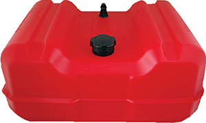 Attwood Low Profile 12 Gallon EPA/CARB Compliant Fuel Tank