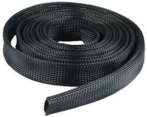 1-1/2 X 50' Black Flex Hose