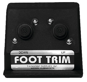 T-H Marine Hot Trim Floor Mounted Trim Control