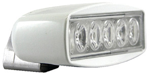 T-H Marine Led Super Spreader Light 5 Leds, White