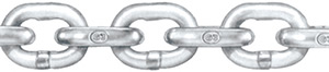 "Chain 3/8"" x 63' Pail ISO G30 Hot Dip Galvanized"""