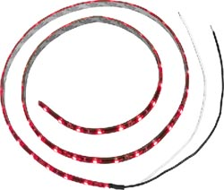 "36"" Led Light Strip, Red"""