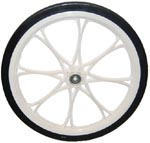 Taylor Dock Pro Dock Cart Replacement Wheel