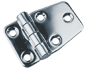 Door Hinge Shrt Side #8 1Pr/Cd