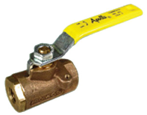 "1"" Shut-Off Full Flow Ball Valve"""