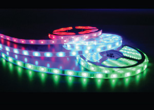 Led Flexible Pcb 50/50 Board Rope Lights, Red