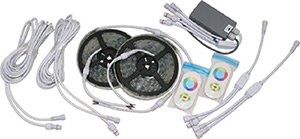 Led Flex Strip Light Kits (SCANDVIK)
