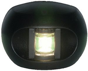 Aqua Signal Series 34 Led 12v/24v Navigation Light Slim Design,Stern Side Mount