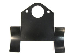BKT, STEEL SADDLE UNIVERSAL EXTENDED W/1-7/8 HOLE