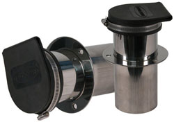 Direct Replacement 496/496HO Silencer System