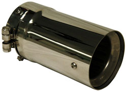 Cyclone Series Clamp-On Silencer: HP-CL