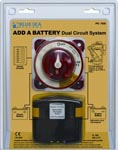 Add-A-Battery, Dual Circuit System