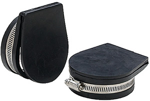 Seachoice Exhaust Guard Covers (2 Per Pack)