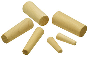 Seachoice Emergency Wood Plug Kit