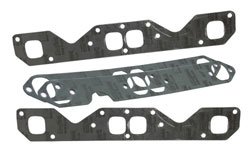Small Block Chevy Adapter Plate Header Gasket Kit