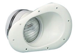 60° Hull Light w/24 Volt Flood Bulb (Sold as Pairs)