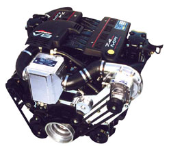 ProCharger Marine 7.4 MPI Intercooled Kit