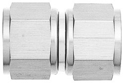 Super Nickel AN Female to Female Swivel Coupling
