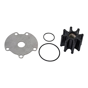59362T6 Sea Water Pump Impeller Replacement Kit - MerCruiser Engines with One-Piece Pump Body