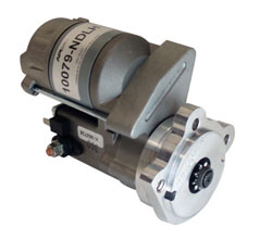 I/O Starter Motor, Denso Style Gear Reduction Starter