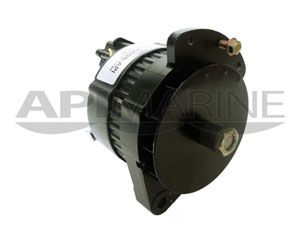 CAT 3208 & Other Applications 12V, 90-AMP Prestolite Style Alternator