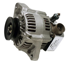 Alternator, Mercury, 60 Amp