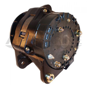 Heavy Duty Brushless Alternator 12V 140-Amp used to replace Delco 21-30 SI & Leece Neville Alternato