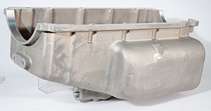 Cast 14 Qt. BBC Gen 4 Oil Pan