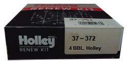 Holley Carburetor Renew Kit - 4BBL