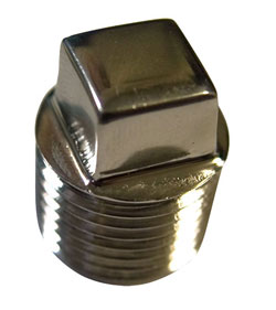 Replacement Threaded Drain Plug- Stainless Steel