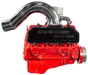 Hardin Marine - Small Block Chevy 305 / 350 / 377, 5 0L