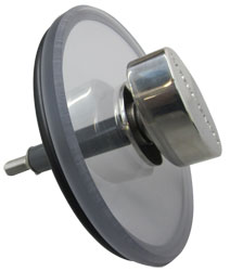 Lid Only, 1/2 Hole Clamp Type, Sea Strainer