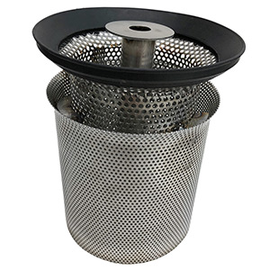 Dual Basket for Swirl-A-Way Sea Strainers