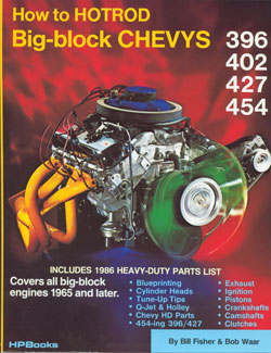 How to Hot Rod Big Block Chevy's