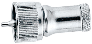 Ancor Coax Cable Connector PL259, Twist On UHF Male For RG58 Wire