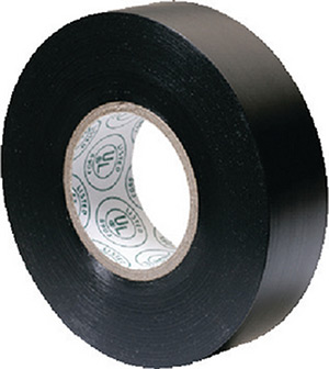 Premium Electrical Tape, 5 Rolls Assorted Colors