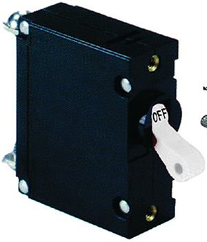 Ancor Magnetic Single Pole AC/DC Circuit Breaker