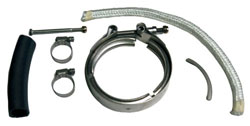 Rope Seal Clamp Assembly Kit