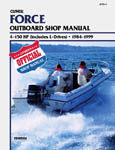 Service Manual Force 1984-1999