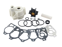 Complete Water Pump Kit Mercury 4 & 6cyl